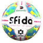 ショッピングフットサル Kemari87別注 INFINITO SECOND 【SFIDA スフィーダ】フットサルボール4号球bsf-in02-k