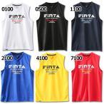 ジュニア ノースリーブシャツ 【FINTA|フィンタ】サッカーフットサルジュニアウェアーft6751