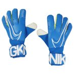 GK ヴェイパー グリップ 3 ブルーヒーロー 【NIKE|ナイキ】サッカーフットサルゴールキーパーグローブgs3884-486
