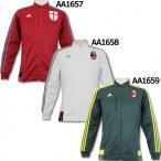 ACミラン 15-16 アンセムジャケット 【adidas|アディダス】クラブチームウェアーjxj88