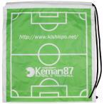 オリジナルランドリーバッグ 【KISHISPO|キシスポオリジナル】サッカーフットサルアクセサリーkishispo-laundry2