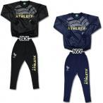 ジュニア Kemari87別注 ピステスーツ 【ATHLETA|アスレタ】サッカーフットサルジュニアウェアーko-070j