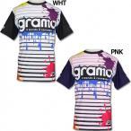 splash 半袖プラクティスシャツ 【gramo|グラモ】サッカーフットサルウェアーp-029