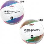 ショッピングフットサル フットサル 【PENALTY ペナルティ】フットサルボール2号球pe6720