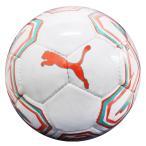 フットサル 1 トレーナー J プーマホワイト 【PUMA|プーマ】フットサルボール4号球083013-08-4