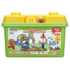 ブロックラボ アンパンマン おおきな観覧車のくるくる 遊園地ブロックバケツ 新品   知育玩具 おもちゃ