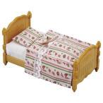 家具 シングルベッド 新品シルバニアファミリー    ハウス・家具