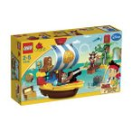 ジェイクとネバーランドのかいぞくたちジェイクの海賊船バッキー 10514 新品レゴ デュプロ   LEGO 知育玩具