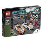 ポルシェ 911 GT フィニッシュライン 75912 新品レゴ スピードチャンピオン   LEGO 知育玩具