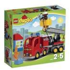 デュプロのまち 消防車 10592 新品レゴ デュプロ   LEGO 知育玩具 (弊社ステッカー付)