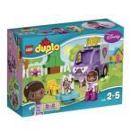 ドックはおもちゃドクター 救急車のロージー 10605 新品レゴ デュプロ   LEGO 知育玩具 (弊社ステッカー付)