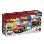 カーズ クラシックレース 10600 新品レゴ デュプロ   LEGO 知育玩具 (弊社ステッカー付)