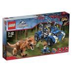 T-レックスの追跡 75918 新品レゴ ジュラシックワールド  LEGO 知育玩具