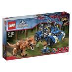 T-レックスの追跡 75918 新品レゴ ジュラシックワールド  LEGO 知育玩具 (弊社ステッカー付)