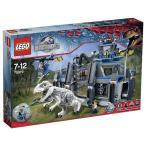 インドミナス・レックスの脱走 75919 新品レゴ ジュラシックワールド  LEGO 知育玩具 (弊社ステッカー付)