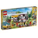 キャンピングカー 31052 新品レゴ クリエイター   LEGO 知育玩具 (弊社ステッカー付)