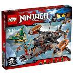 空賊母艦ミスフォーチュン号 70605 新品レゴ ニンジャゴー   LEGO 知育玩具 (弊社ステッカー付)