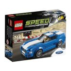 フォード マスタング GT 75871 新品レゴ スピードチャンピオン   LEGO 知育玩具 (弊社ステッカー付)