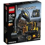 Volvo EW160E 42053 新品レゴ テクニック   LEGO 知育玩具 (弊社ステッカー付)
