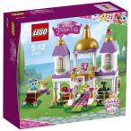 ロイヤルペット ロイヤルキャッスル 41142 新品レゴ ディズニープリンセス   LEGO Disney 姫 知育玩具 (弊社ステッカー付)
