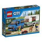キャンピングカー 60117 新品レゴ シティ   LEGO 知育玩具