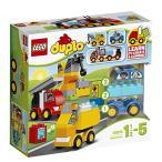 はじめてのデュプロ くるまとトラック 10816 新品レゴ デュプロ   LEGO 知育玩具 (弊社ステッカー付)
