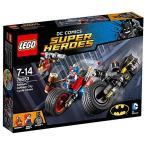 バットマン:ゴッサム・シティ・サイクルチェース 76053 新品レゴ スーパー・ヒーローズ   LEGO MARVEL 知育玩具 (弊社ステッカー付)