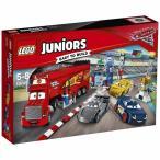 ディズニー カーズ フロリダ 500 ファイナル・レース 10745 新品レゴ ジュニア   LEGO JUNIORS 知育玩具 (弊社ステッカー付)