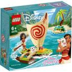 モアナの海の冒険 43170 新品レゴ ディズニープリンセス   LEGO Disney 姫 知育玩具