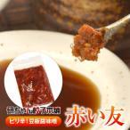 K26  餃子のたれに入れるだけ 味のアクセントにピリッと辛い赤い友(豆板醤味噌)ボリューム満点(30g/袋) 餃子計画 チャオチャオ 餃々 調味料 香辛料