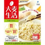 大麦生活 大麦ごはん 150g