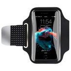 ランニング アームバンド スポーツ アーム バンド スマホ ケース 薄型 軽量 調節可能 男女共用 夜間反射材料 for iPhone Xperia  Galaxy  HUAWEI