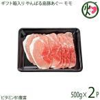 ギフト やんばる島豚あぐー ≪黒豚≫ モモ 焼き肉用 1000g フレッシュミートがなは 沖縄 土産 アグー 貴重 肉 グルタミン酸 ビタミンB1 条件付き送料無料