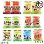 むちむちシリーズ 10袋セット 各37g×1セット 沖縄 土産 人気 黒糖 お菓子 定番 きなこ 大豆イソフラボン 送料無料