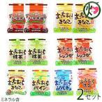 むちむちシリーズ 10袋セット 各37g×2セット 沖縄 土産 人気 黒糖 お菓子 定番 きなこ 大豆イソフラボン  送料無料
