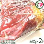 特選 サイボシ 200g×2P 肉の匠テラオカ 大阪 土産 人気 牛肉加工品 旨味凝縮 馬肉の燻製 たんぱく質豊富 ビタミンB12 条件付き送料無料