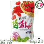 梅塩トマト 120g×2P 夏バテ・熱中症対策に リコピン  送料無料