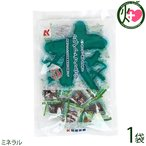 ミントこくとう 130g×1袋 琉球黒糖 沖縄 人気 定番 土産 黒糖 菓子 ミネラル 送料無料