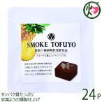 SMOKE TOFUYO スモーク豆腐よう パイナップル 10g×24P うりずん物産 沖縄 人気 珍味 チーズより濃厚な新感覚フード たんぱく質豊富 送料無料