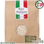 青森県産カルナローリ イタリア米 1kg×1袋 青森県 人気 イタリア米 土産 リゾット サラダ  条件付き送料無料
