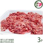 鹿肉 ミンチ 500g×3P 泰阜村ジビエ加工組合 長野県 土産 南信州産 シカ肉 天然国産鹿肉 高たんぱく・低脂肪 鉄分やDHAも含む 条件付き送料無料