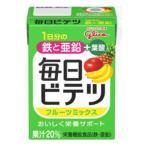アイクレオ 毎日ビテツ フルーツミックス 100ml×15 【栄養】