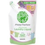 ハッピーエレファント 液体洗たく用洗剤詰替720ml