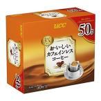 UCC おいしいカフェインレスコーヒー ドリップコーヒー 50杯分