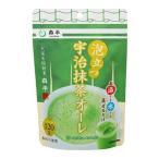 森半 泡立つ宇治抹茶オーレ 120g [共栄製茶](お茶 まっちゃ)