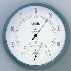 タニタ 温度計 温湿度計 TT-492 Nグレー