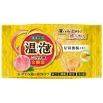 [アース製薬] 温泡 ONPO こだわり桃 炭酸湯 甘熟黄桃 1錠
