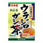 山本漢方製薬 ウラジロガシ茶 5g×20包 (うらじろがし茶 ノンカフェイン ティーパック ティーバッグ)