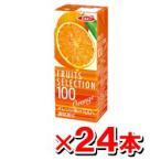 エルビー フルーツセレクション オレンジ100  200X12