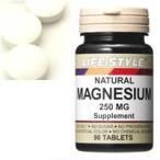 Yahoo!ケンコーエクスプレスLIFE STYLE(ライフスタイル)マグネシウム 250mg 90粒入[タブレット](マグネシウム/MAGNESIUM)